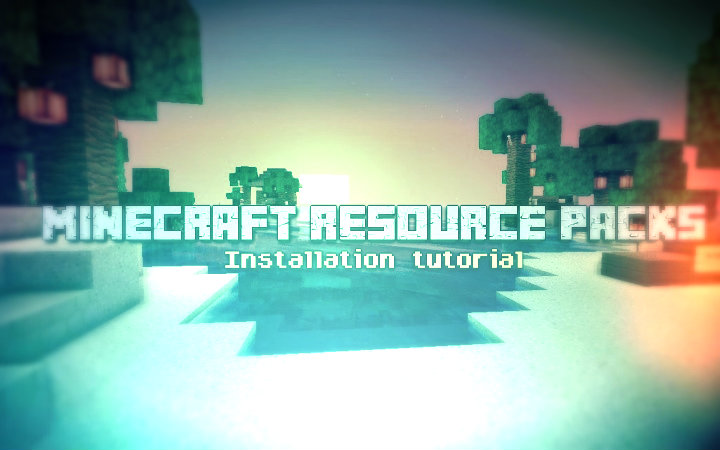 Minecraft-Resource-Packs-Install-Tutorial