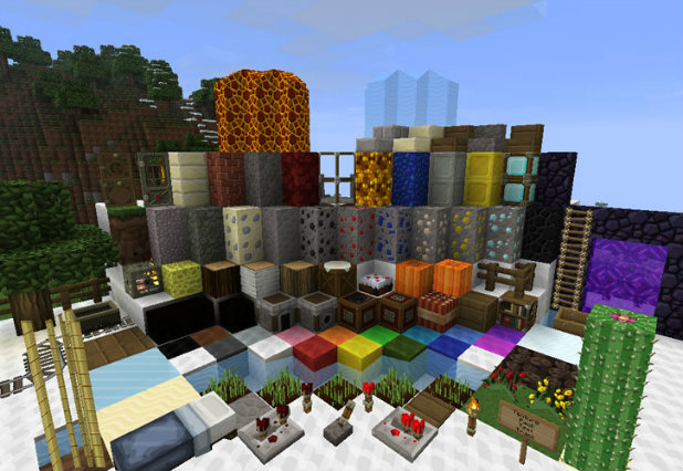 Sphax-PureBDCraft-Resource-Pack