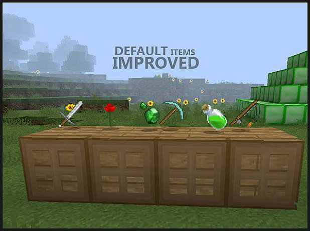 Default-Textures-Improved-Resource-Pack