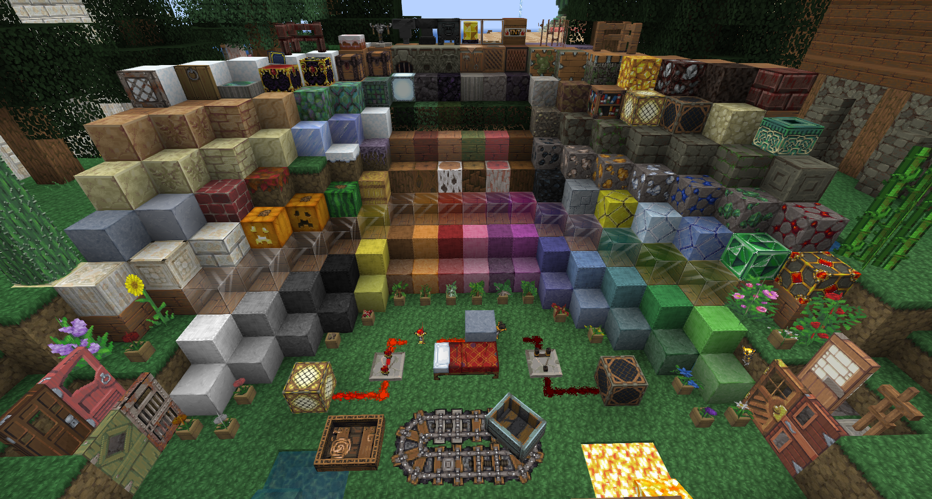 dustycraft resource pack texture packs. Black Bedroom Furniture Sets. Home Design Ideas