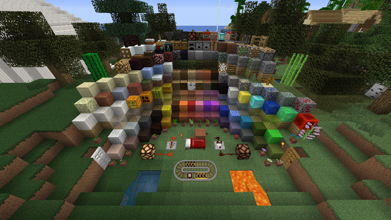 Minecraft HD 1.12 Resource Pack | Texture Packs